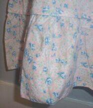 Longueur des chemises de nuit