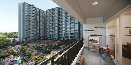 Godrej Nurture E-City Child Centric Residential Flats Bangalore