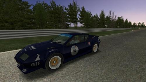 Alpine A310 - Renault V6