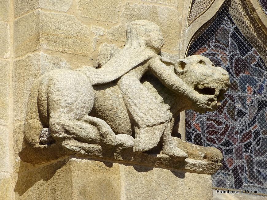Eglise Saint de Malestroit - Morbihan -