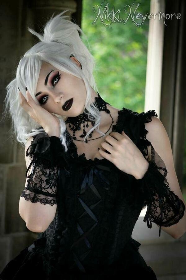 Dames gothiques romantiques