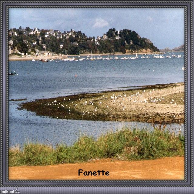 La Bretagne vers les côtes D'Armor,très jolis endroits.c'était en septembre 1999