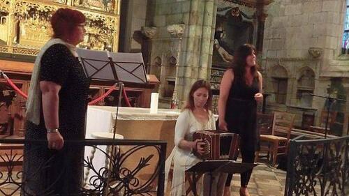 Festiv'été : les concerts de la chapelle