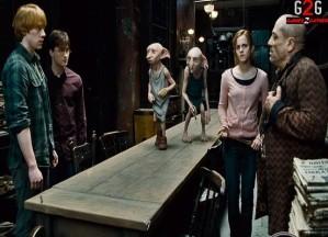 Hidden numbers - Harry Potter