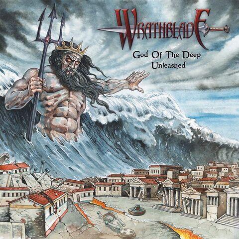 WRATHBLADE - Les détails du nouvel album ; titre en écoute