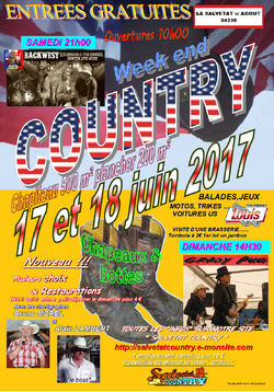 WE 17-18 JUIN 2017