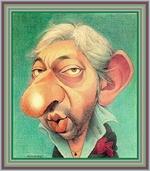 Caricature hommes célèbres. Avaatar.