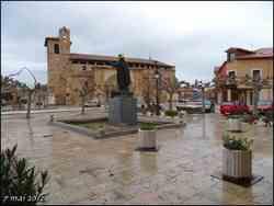 Villalcazar de Sirga / Boadilla del Camino 7 mai 2012 (2)