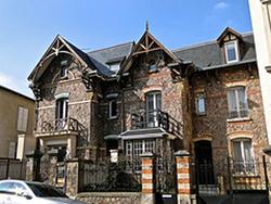 Nancy : Maison Hélène