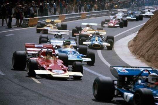 Jochen Rindt F1 (1969-1970)
