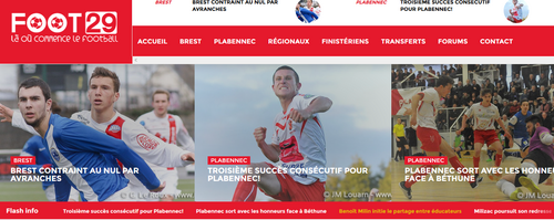 Site: Foot29 !