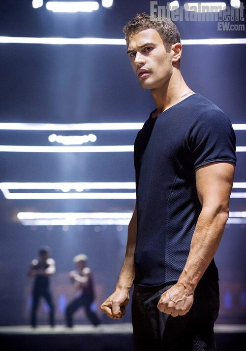 Divergent : Photo de Tobias (Quatre)