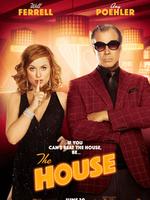 The House : Lorsque Scott et Kate apprennent qu'ils viennent de perdre la bourse d'études de leur fille Alex, ils cherchent par tous les moyens à réunir l'argent pour que cette dernière puisse poursuivre son rêve : aller à l'université ! Avec l'aide de leur voisin Frank, ils décident de monter un casino illégal dans la cave de leur maison… ----- ...  Origine : américain Réalisation : Andrew Jay Cohen Durée : 1h 28min Acteur(s) : Will Ferrell,Amy Poehler,Jason Mantzoukas Genre : Comédie Date de sortie : Prochainement Année de production : 2017 Distributeur : Warner Bros. France Critiques Spectateurs : 3,2