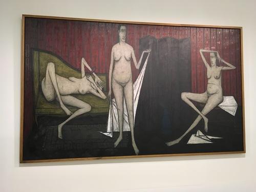 Bernard Buffet, peintre de la dépression