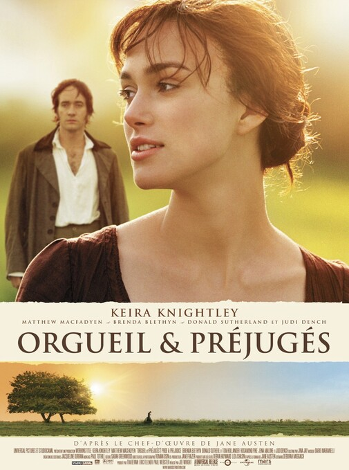 ORGUEIL & PREJUGES BOX OFFICE USA 2006