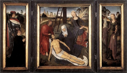 Hans Memling et Bruges
