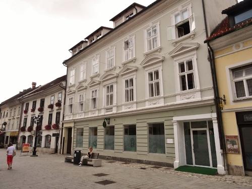 Kranj en Slovénie (photos)