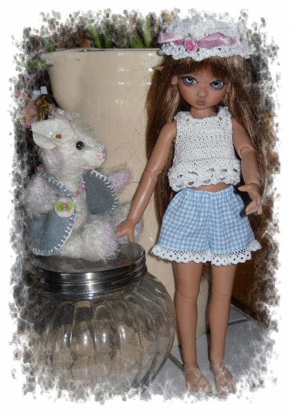 Lillie Elf Tan