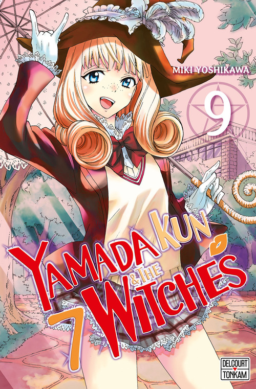 Yamada kun & the 7 witches - Tome 09 - Miki Yoshikawa