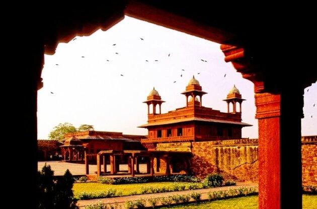 Fatehpur Sikri en Inde