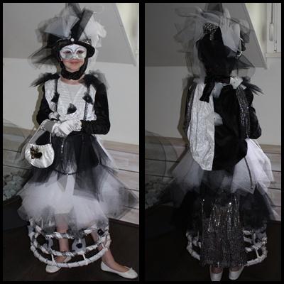 Etapes derniers costumes 2012