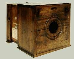 Le premier appareil photographique du monde