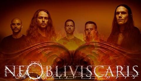 NE OBLIVISCARIS - Un nouvel extrait du prochain album dévoilé