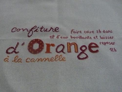 La confiture d' orange de LLP