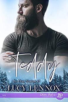 Teddy : Le clan des Marian 2 de Lucy Lennox