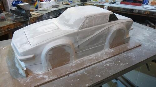 Triumph TR7. Partie 2.