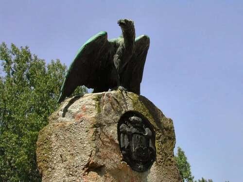 *Tombeau du Prince Murat à Lihons-en-Santerre