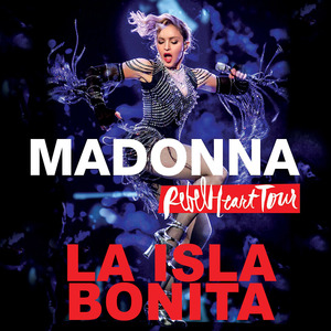La Isla Bonita (Live) now available