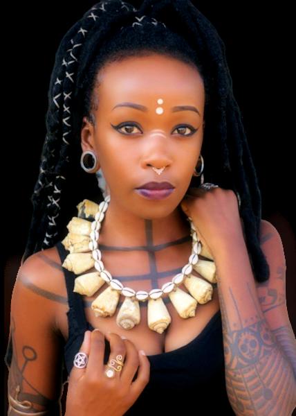 Tubes femmes africaine création 19