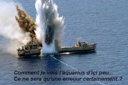 Aquarius, Islam et migrants etc.. ce sont les infos du poissonnier du 17 août.