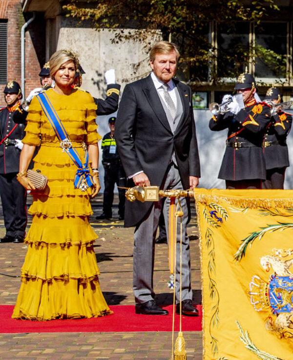 Pays-Bas : Prinsjesdag 2020