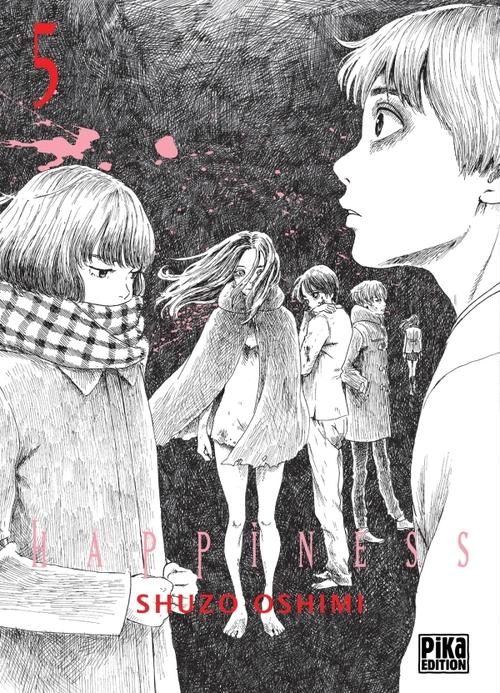 Happiness - Tome 05 - Shuzo Oshimi