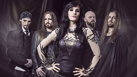 "XANDRIA - ""Queen Of Hearts Reborn"" (Lyric vidéo)"
