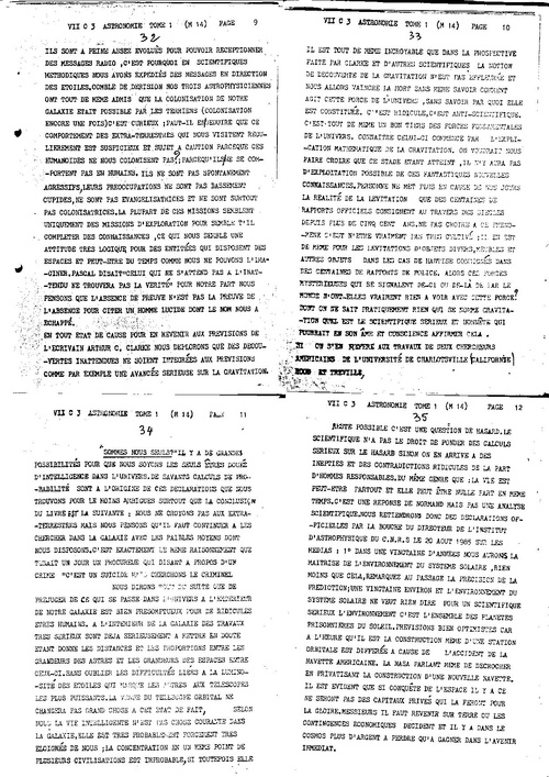 MICROSCOPE N°14 pages 24 a 44