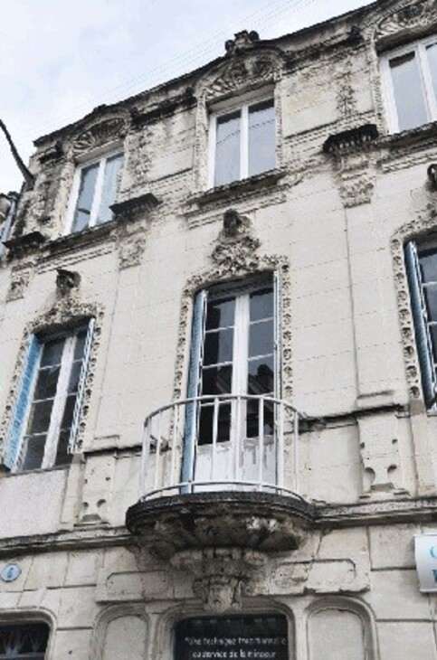 Maison Goudeau Périgueux