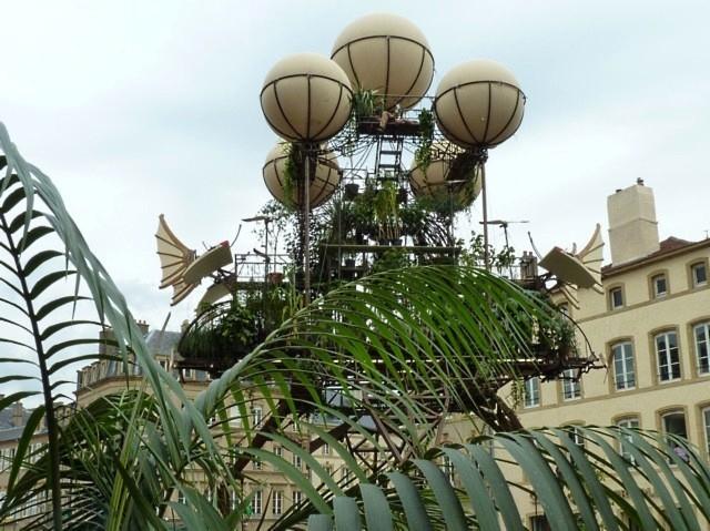 Aéroflorale à Metz - Marc de Metz 2011 - 2