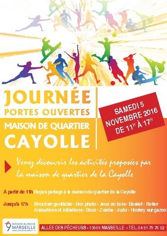 Journée Portes Ouvertes Maison de Quartier de La Cayolle