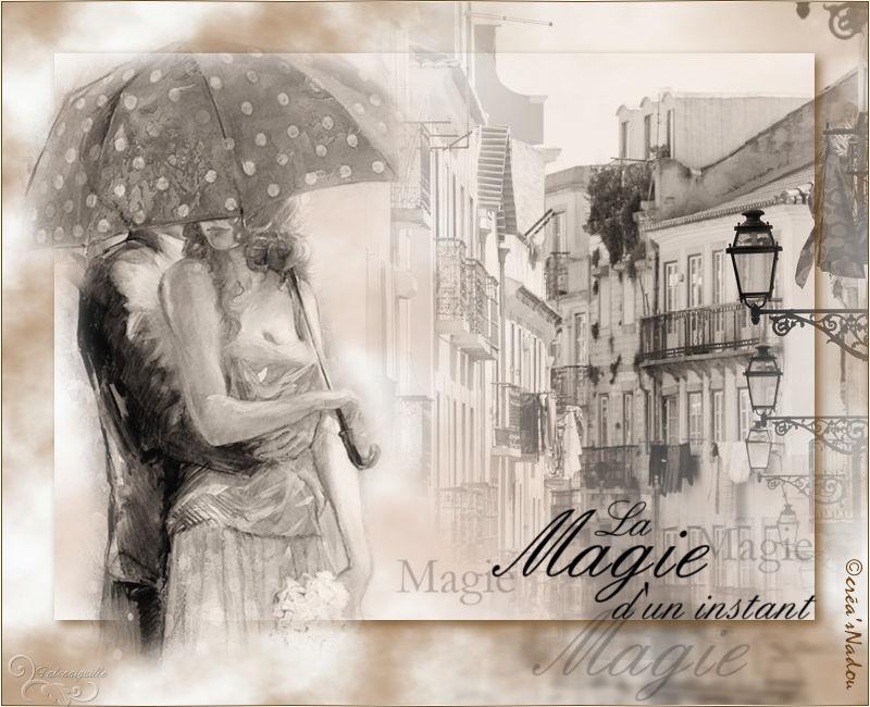 *** La Magie d'un intant ***