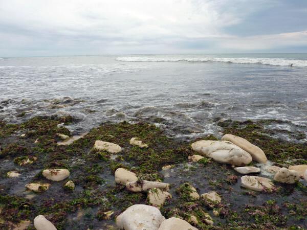 Sainte-Marie - la mer