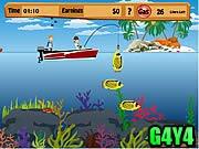 لعبة رحلة صيد السمك مع بن تن