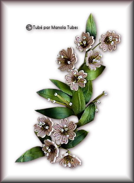 Tubes Quilling Arts floral 2992