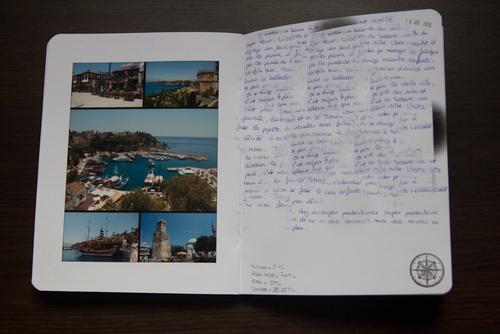 Mylène - MAJ Roadbook Turquie