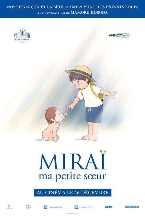 Mirai Ma Petite Soeur: 26 Décembre 2018