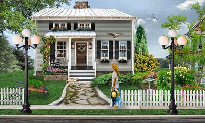 Les maisons de TONI
