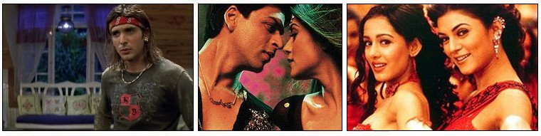 Film Bollywoodien ❖ Main Hoon Na