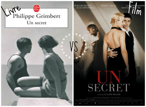 [Livre VS Film II] Un secret